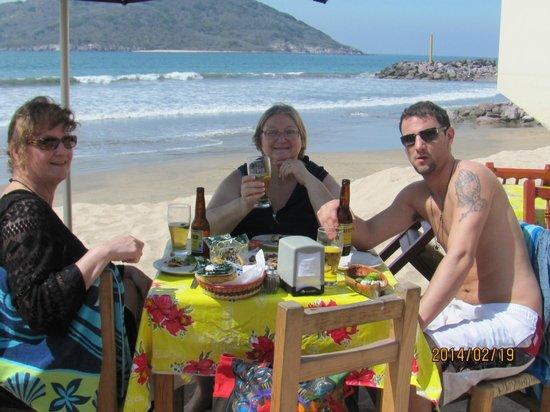 El Capitano: wonderful meal