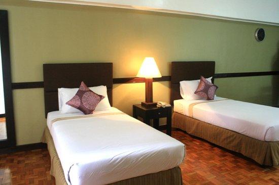 Perla Mansion Makati: Room