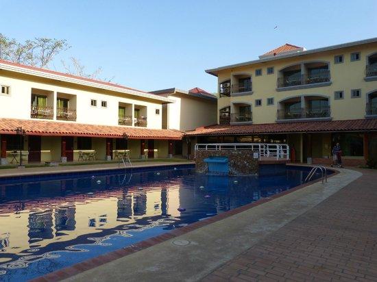 Gran Hotel Azuero : Piscina del hotel