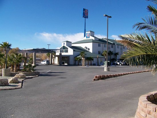 Motel 6 Beatty / Death Valley : Motel 6 Beatty/Death Valley