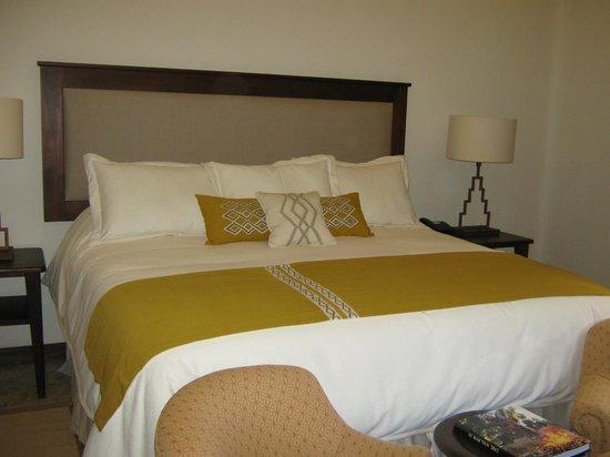 Bolontiku Hotel Boutique: una de las suites disponibles.