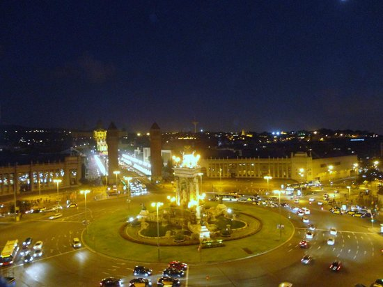 Placa Espanya : @ night