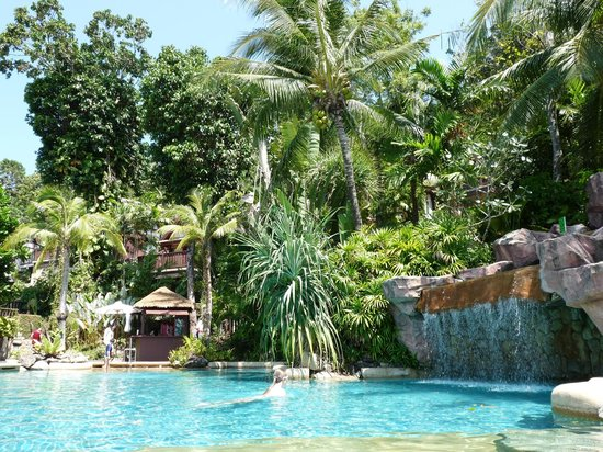 Centara Villas Phuket: Espace villas