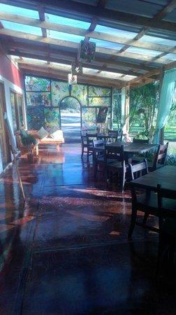 Casa Batsu: Public Area/Dining Room