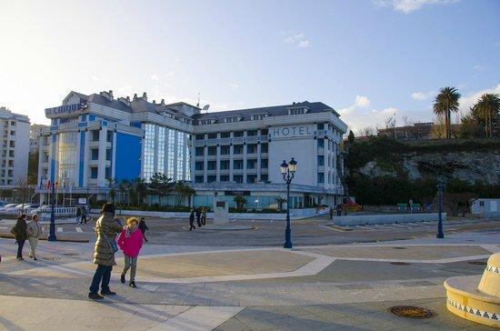 Hotel Chiqui: Fassade