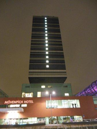 Movenpick Hotel Amsterdam City Center: Hotel