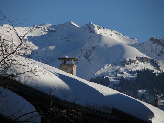 Ski Les Gets: photo d'ambiance