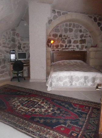 Uchisar Pension: Deluxe Cave Suite