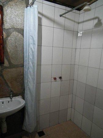 Ol-moran Tented Camp: El baño funciona a medias.