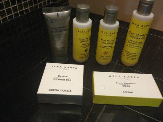 Marriott Hotel Al Jaddaf, Dubai: Bath Products