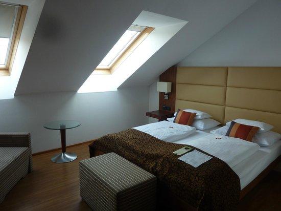 Imlauer Vienna : the loft room