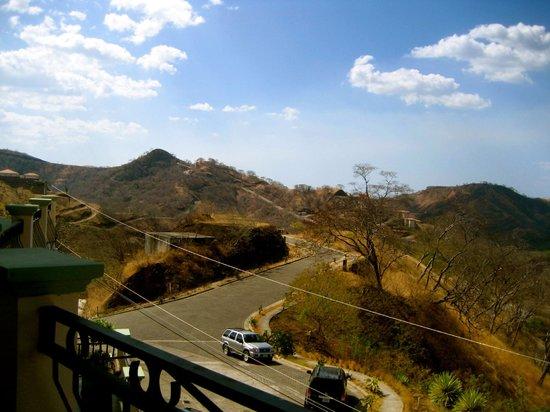 Hotel Chantel: View