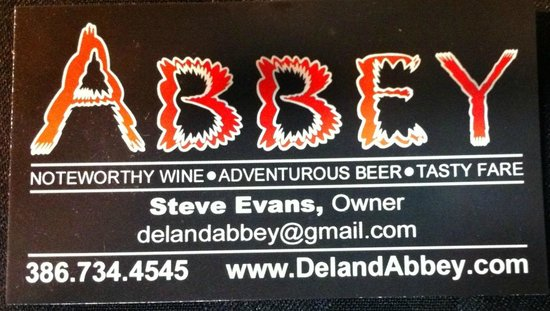 Abbey Bar: Abbey is the place to be.