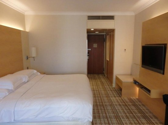 Hilton Singapore: 入り口