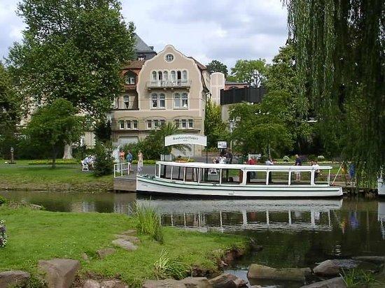 Hotel-Gasthof Waldeck: Bad Kissingen Dampferle