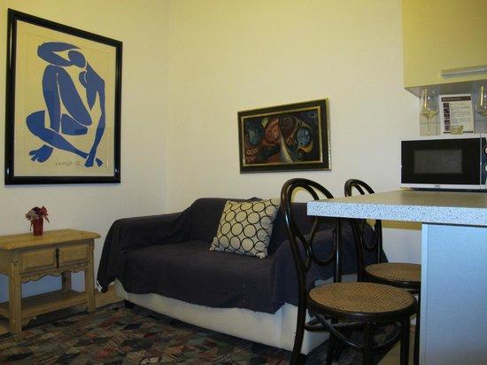 Maximilian: Wohnzimmer