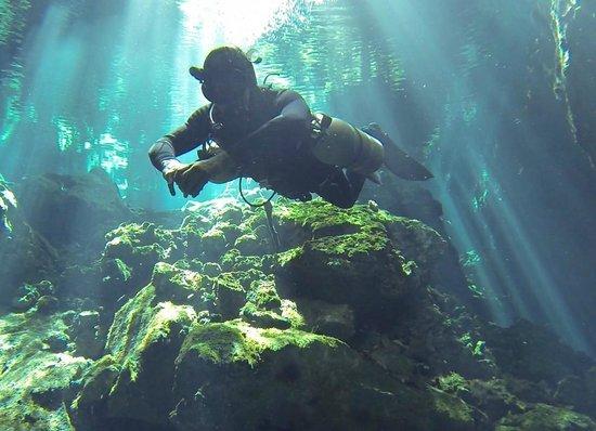 Essential Scuba Training: Cenote