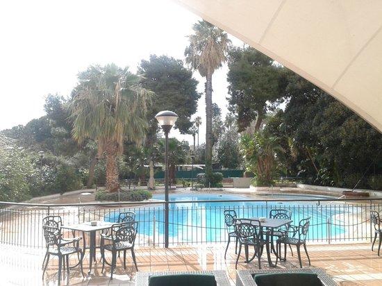 NH Palermo: Pool