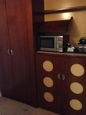 DoubleTree DFW Airport North: Good for business travelers