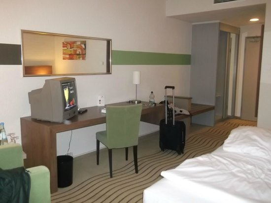 City Hotel Berlin East: business double room