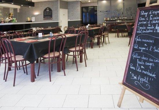 Restaurant L'Inedit: Notre salle de restaurant