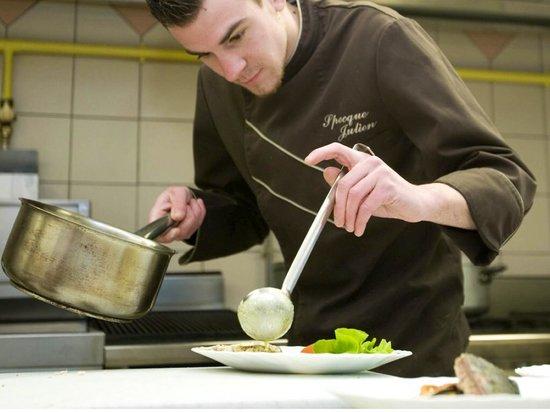 Restaurant L'Inedit: L'amour du métier :)