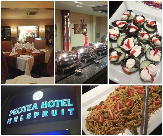 Protea Hotel by Marriott Nelspruit: Dining