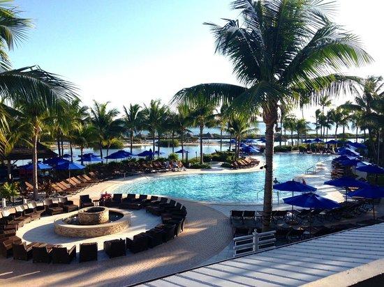 Hawks Cay Resort: Water view 2nd floor