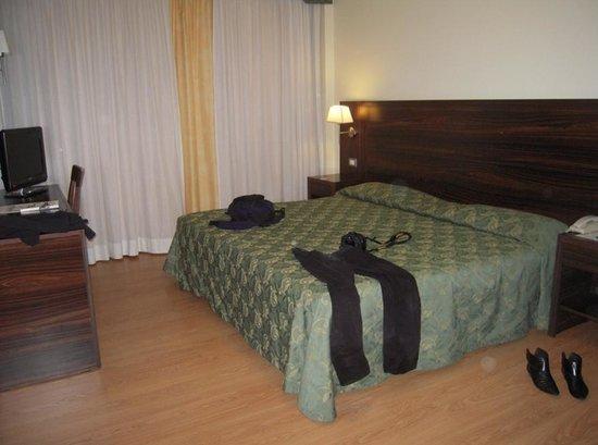 Quality Hotel Delfino Venezia Mestre: Amplias y confortables!