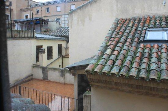 Carlos V Hotel : Вид из окна номера