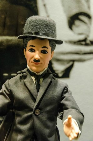 Gaziantep, Turcja: Charlie Chaplin