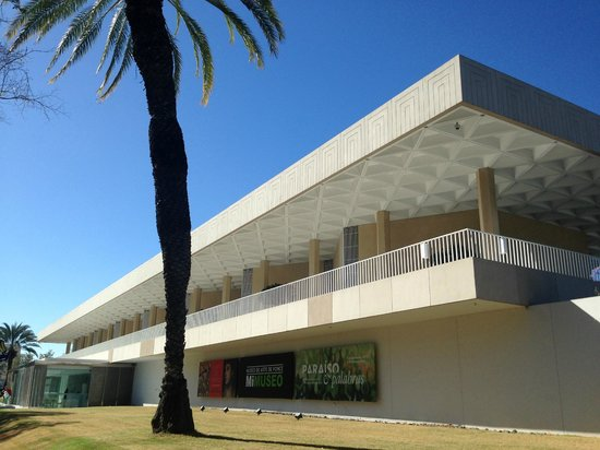 Museo de Arte de Ponce: Museum Exterior