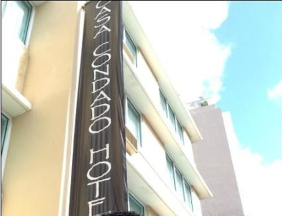Casa Condado Hotel : Outside of the hotel