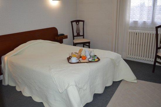 Hotel Christina : chambre supérieure
