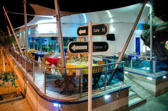 Restaurante Bar Katamaran