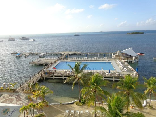 GHL Relax Hotel Sunrise: vista desde la habitación