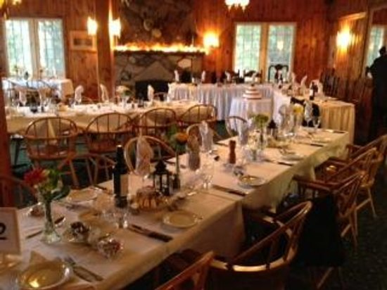 Bonnie View Inn: wedding