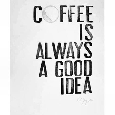 Zumi's Espresso & Ice Cream: Coffee is always a good idea!
