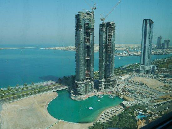 The Oberoi, Dubai: Vue de la chambre