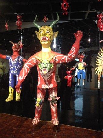 Museo de Arte Popular: Devil