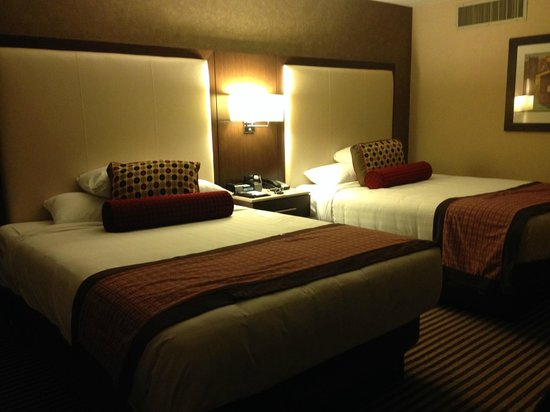 Hyatt Regency DFW: Comfortable beds