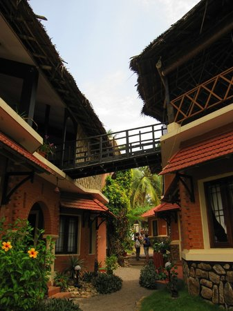 Krishnatheeram Ayur Holy Beach Resort: cottage