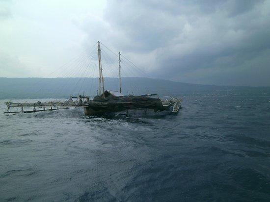 Wakatobi Dive Resort: flotting house degli zingari del mare