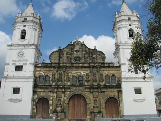 Cathedral at Old Panama: Catedral 003