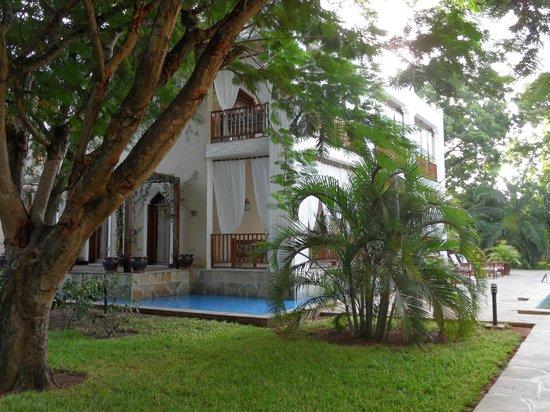 Kilili Baharini Resort & Spa : Spa esterno