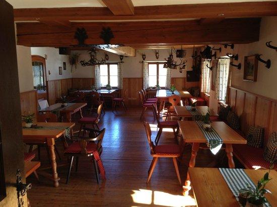 Best Western Plus Berghotel Rehlegg: Nebenstube