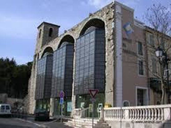 Ibis Ales Centre Ville: Office du Tourisme