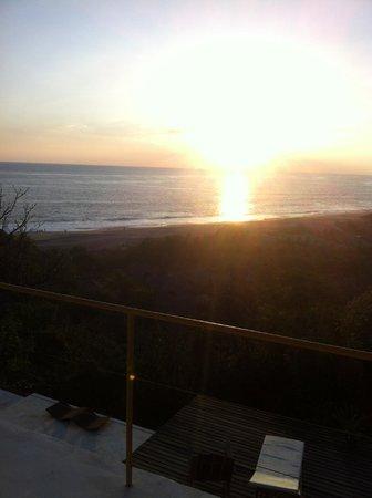Casa Mermejita: sunset