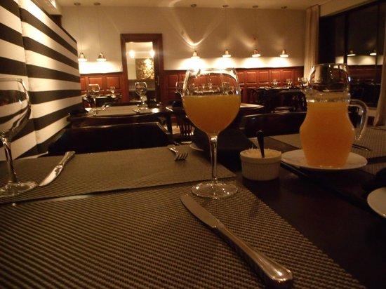 Regency Park Hotel + Spa: Restaurante do hotel