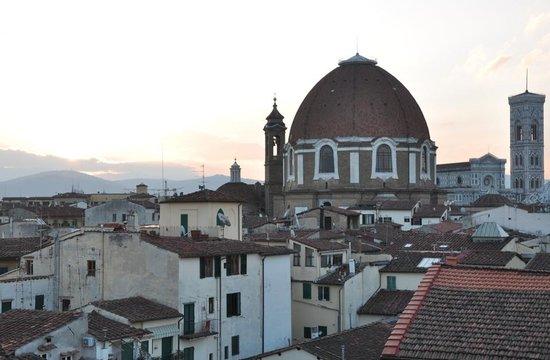 Hotel BellaVista: Que lindo despertar con esta vista!